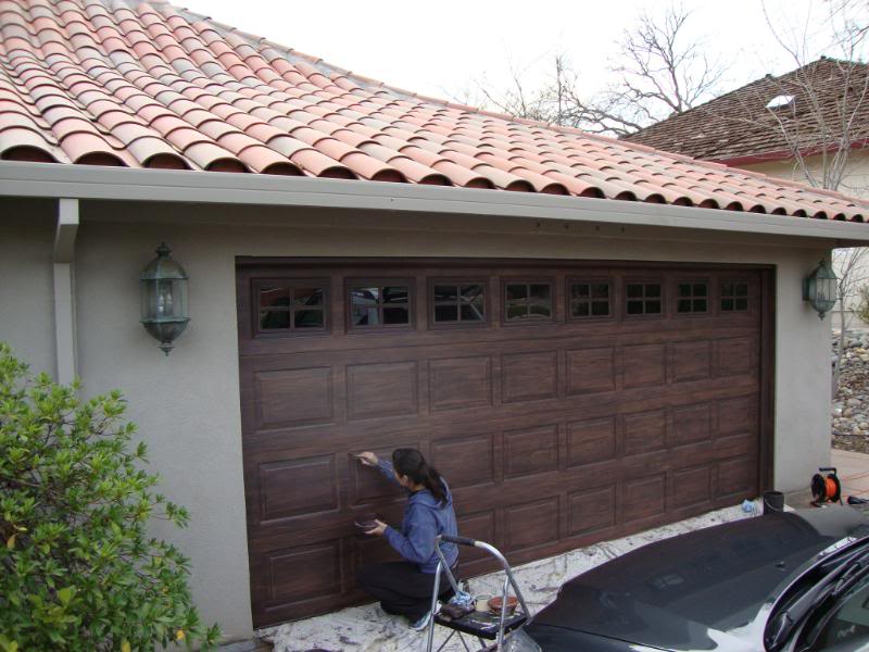 Superior Garage Doors Look Like Wood #6: UnReal Garage Doors